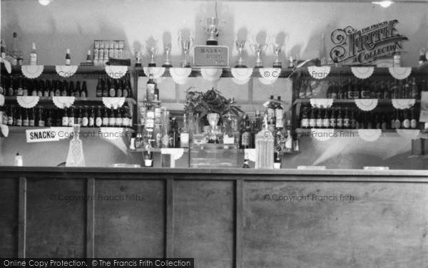 Photo of Handcross, Social Club c.1955