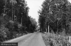 Handcross, St Leonard's Forest c.1955