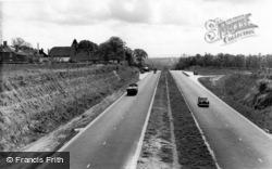 The Main Road c.1965, Handcross