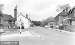 Handcross, The Village c.1965
