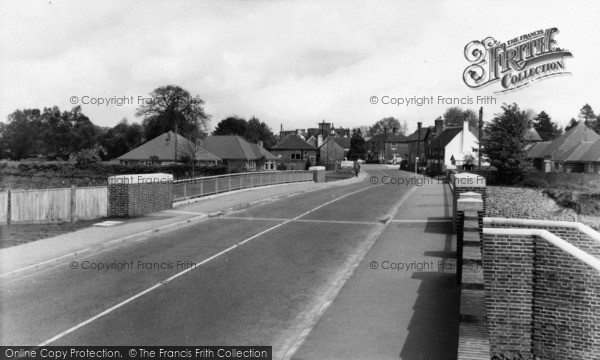Photo of Handcross, View From The Bridge c.1965