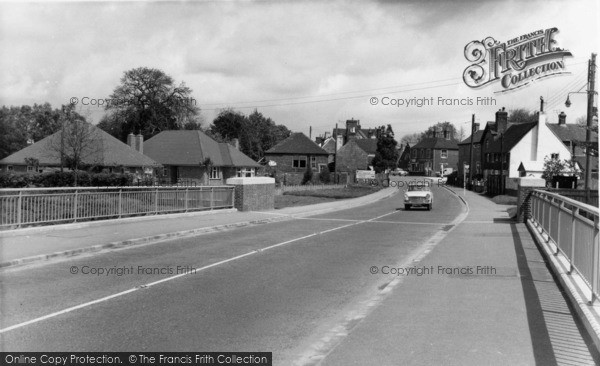 Photo of Handcross, Village From The Bridge c.1965