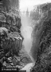 Falls Of The Aar c.1860, Handeck