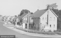 Handforth, Hunters View Estate c.1965
