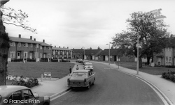 Handforth, The Estate c.1965