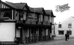 Handforth, The Greyhound Inn c.1965
