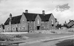 Handforth, The Waggon And Horses c.1955