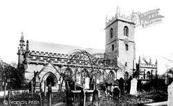 St Mary's Church 1896, Handsworth