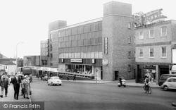 Broad Street c.1965, Hanley