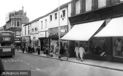 Piccadilly c.1965, Hanley