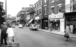 Tontine Street c.1965, Hanley