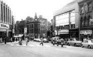 Hanley, Town Centre c1965