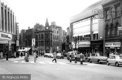 Town Centre c.1965, Hanley