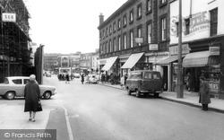 Town Road c.1965, Hanley