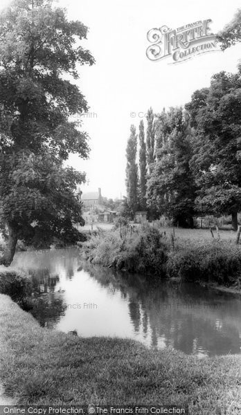 Photo of Hanwood, Rea Brook c.1960