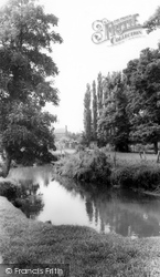 Rea Brook c.1960, Hanwood