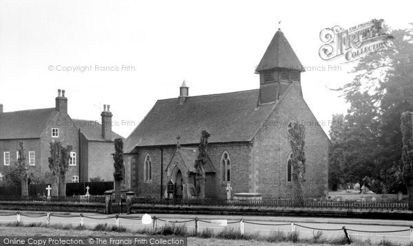 Photo of Hanwood, St Thomas's Church c.1960