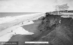 Happisburgh, The Beach c.1955