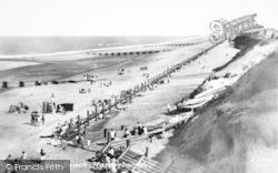 Happisburgh, The Beach c.1960