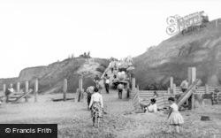 Happisburgh, The Gap c.1955