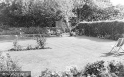 Happisburgh, The Gardens, Wayside Stores c.1960