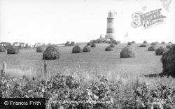 Happisburgh, The Lighthouse c.1955