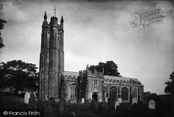Harberton, St Andrew's Church  1890