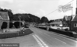 Harbertonford, Main Road c.1965