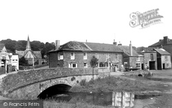 Harbertonford, The Bridge c.1960
