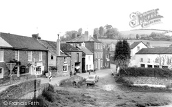 Harbertonford, The Old Road c.1965
