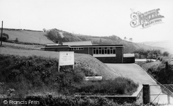 Harbertonford, The School c.1965