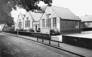 Harborne, St Peter's School c1965