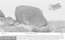Harbottle, The Drake Stone c.1960
