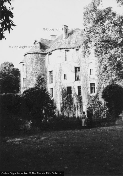 Photo of Harcourt, The Chateau 1964