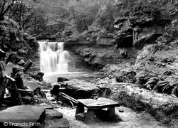 Harden, Goit Stock Falls 1923