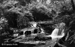 The Falls, Goit Stock c.1935, Harden
