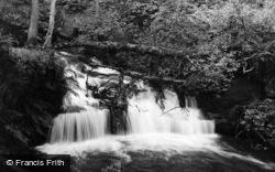 Upper Falls, Goit Falls c.1935, Harden
