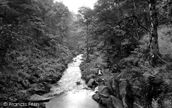 Harden, View From Goit Stock Falls 1923