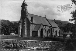 Hardraw, Church Of St Mary And St John 1900