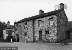 Hardraw, The Green Dragon Inn c.1955