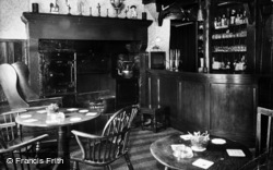 The Green Dragon Inn, The Bar Parlour c.1955, Hardraw