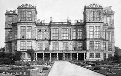 Hardwick Hall, c.1886