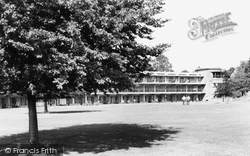 Harefield, The Lawns, Harefield Hospital c.1965