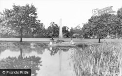 Harefield, The Pond c.1965