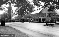 Harefield, The Village c.1965