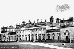 Harewood, Harewood House c.1886