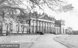 Harewood, Harewood House c.1955
