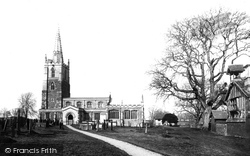 Church And Schools 1890, Harlaxton