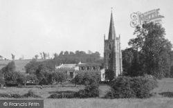Church c.1955, Harlaxton