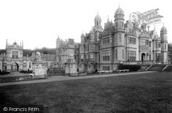 House 1890, Harlaxton